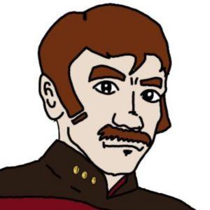 ライカー副長